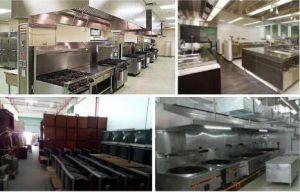 饭店厨房设备回收、酒店饭店设备回收