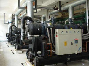 重庆专业回收中央空调,溴化锂中央空调、溴化锂机组、水冷机组回收